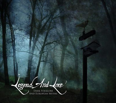 V/A Sampler - Legend And Lore (Orplid,Hekate,OTWATM) CD