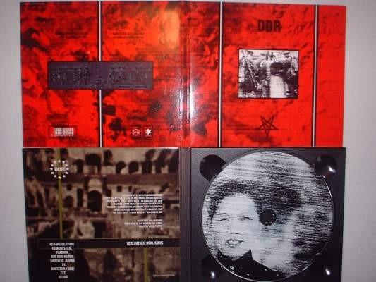 DDR - Verlogener Realismus CD (Lim500)