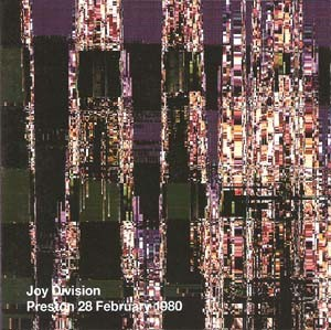 Joy Division - Preston 28 February 1980 LP (2004)
