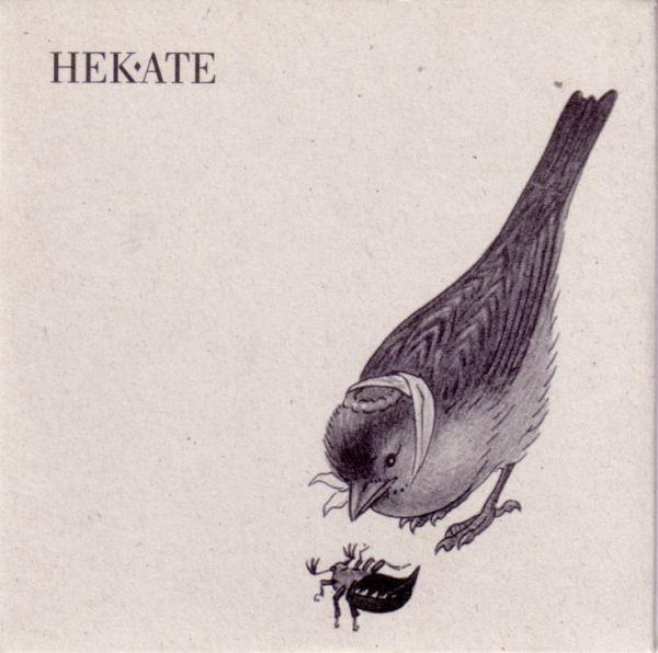 HEKATE - Mithras Garden CD (Lim 600)