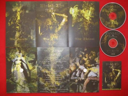 Melek-tha & Karna - Ave Satani 2CD (Lim100)
