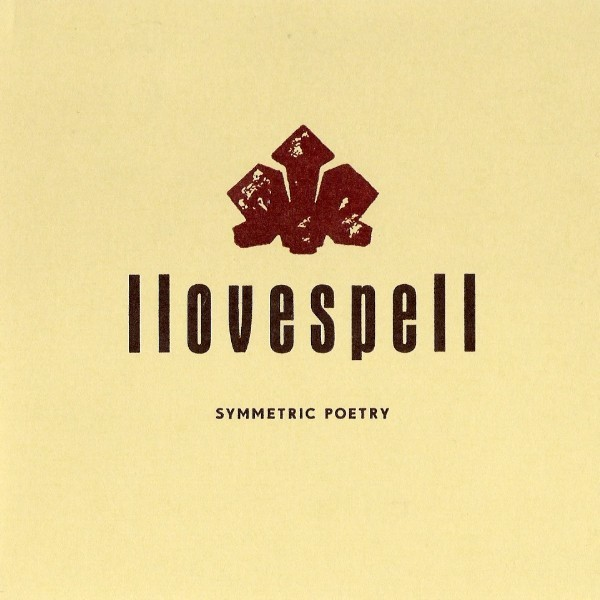 Llovespell - Symmetric Poetry CD (Lim500)