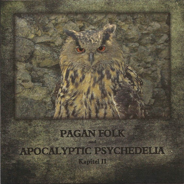 V/A Sampler - Pagan Folk & Apocalyptic Vol.2 CD