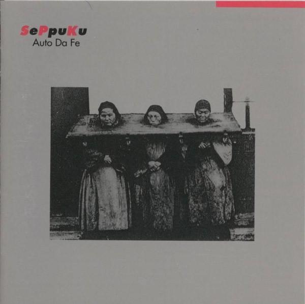 SPK SePpuKu – Auto Da Fe CD (1st 1993)