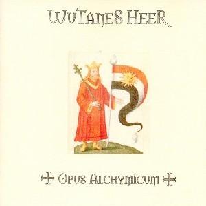 Wutanes Heer - Opus Alchymicum CD (Lim500)