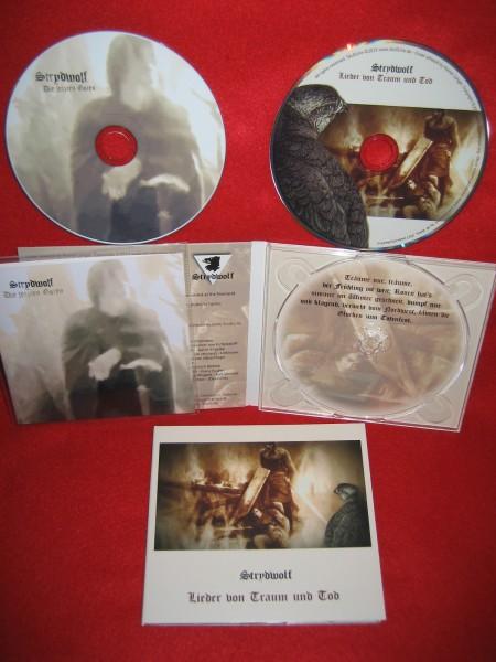STRYDWOLF - Lieder von Traum und Tod 2CD (Lim50)