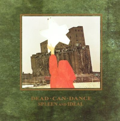 Dead Can Dance - Spleen And Ideal CD 1992