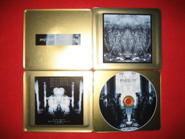 Kenji Siratori - Disquieting Cloud CD (Goldbox Lim20)
