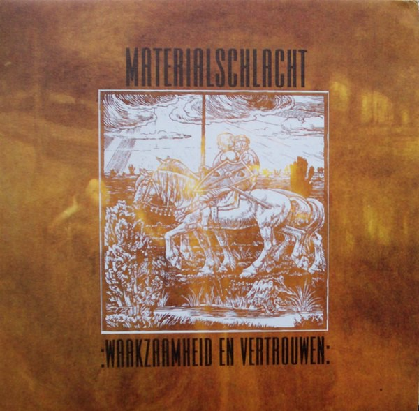Materialschlacht (ACOH) - Waakzaamheid en Vertrouwen LP (Lim400)