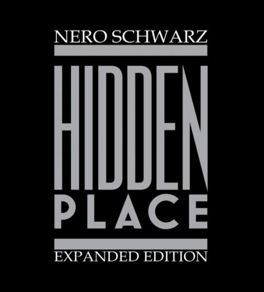 HIDDEN PLACE - Nero Schwarz 2LP (Lim100) 2018 RARE !