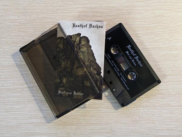 Rasthof Dachau - Blut Und Boden MC Tape (Lim50)