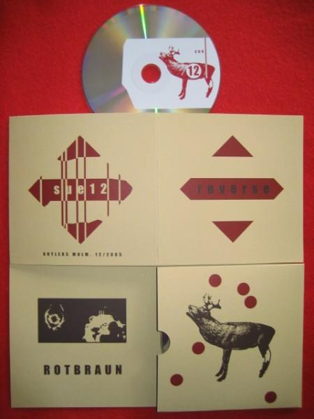 Antlers Mulm (Radio Eichenlaub) - Reverse (Lim500)