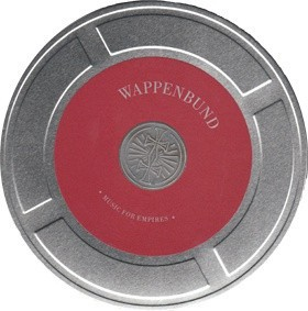 "WAPPENBUND - Music For Empires 7"" Box (Lim297) 2011"