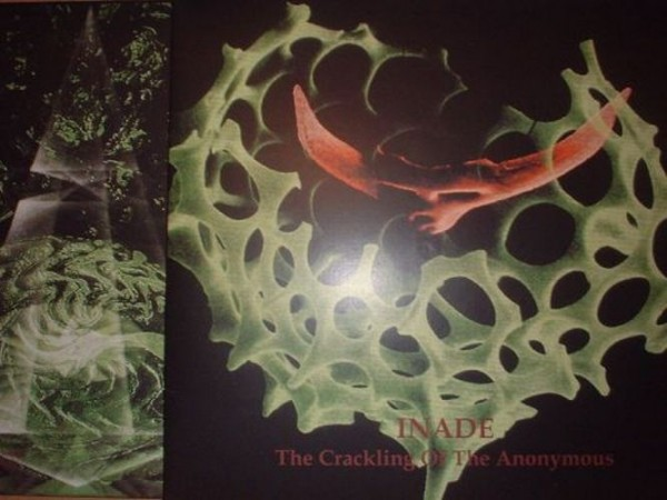 INADE - The Crackling Of The Anonymous 2LP (Lim750) 2001