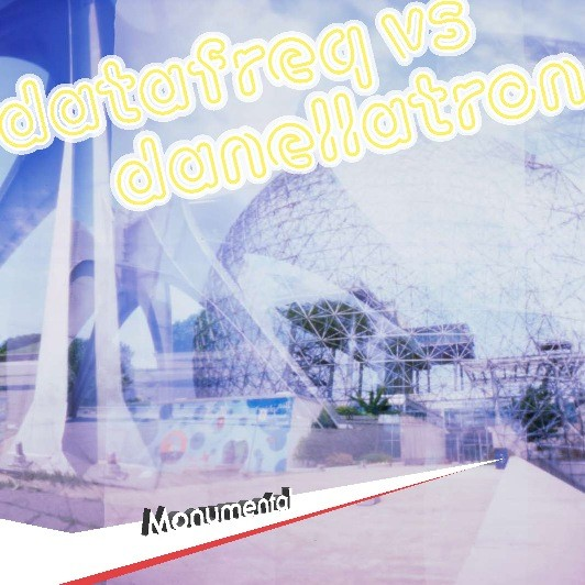 Datafreq vs Danellatron - Monumental MLP (Lim300)