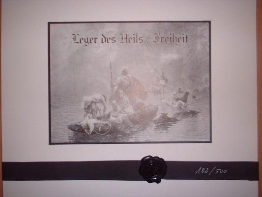 LEGER DES HEILS - Freiheit LP (Lim500)