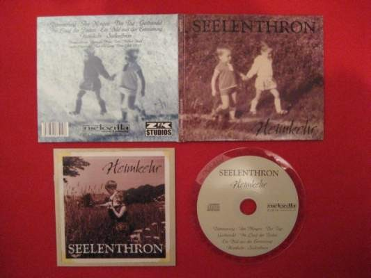 Seelenthron (Dies Natalis) - Heimkehr CD