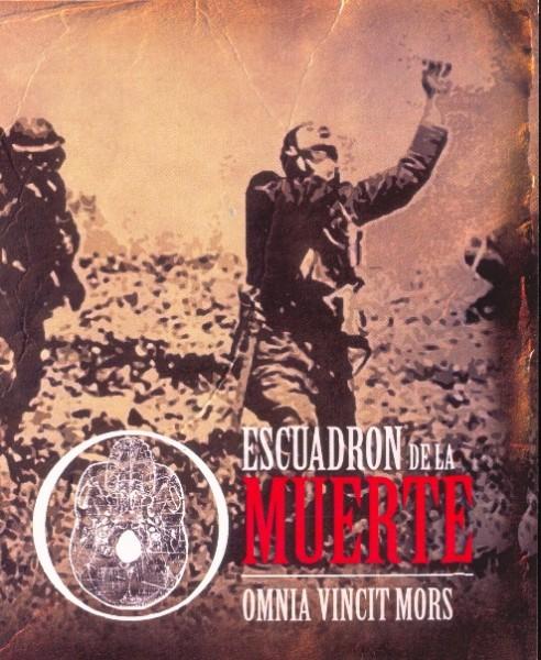 Escuadron De La Muerte - Omnia Vincit Mors CD (Lim141)