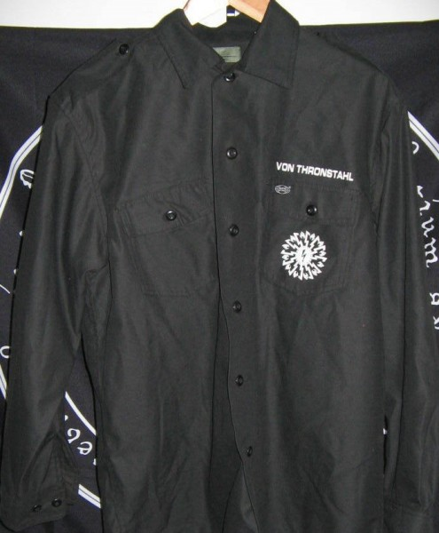 Von Thronstahl - Militaryhemd (RAR)