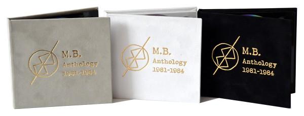 M.B. / Maurizio Bianchi - Anthology 1981-1984 2CD (deluxe black)