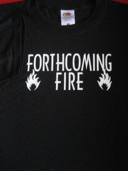 FORTHCOMING FIRE - Shirt (2018) size:S