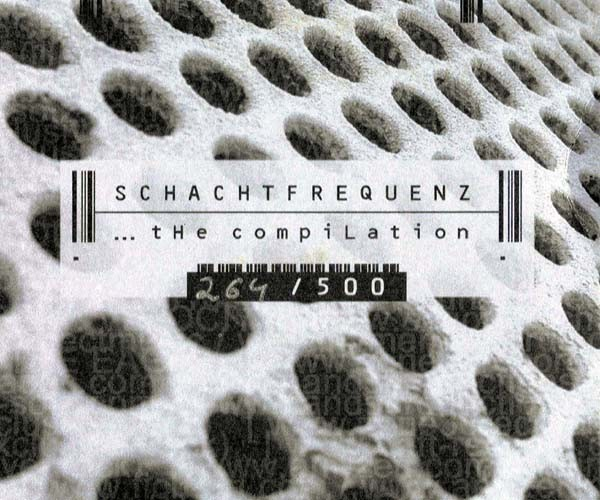 V/A Sampler - Schachtfrequenz CD (Lim500)