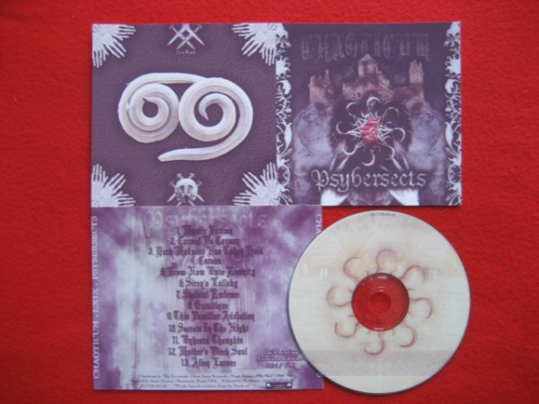 Chaoticum - Psybersects CD (Lim69)