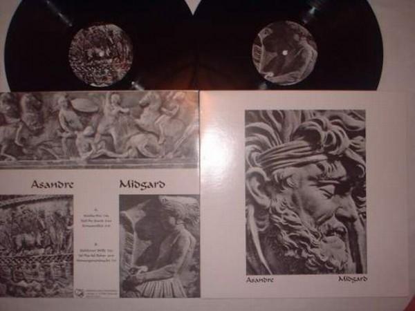 ASANDRE (Irikarah) - Midgard LP (Lim400)