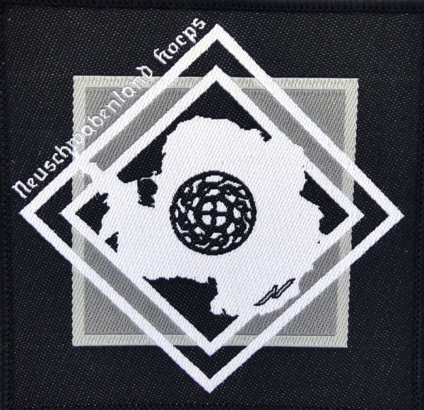 Neuschwabenland Korps - Patch (Lim100)