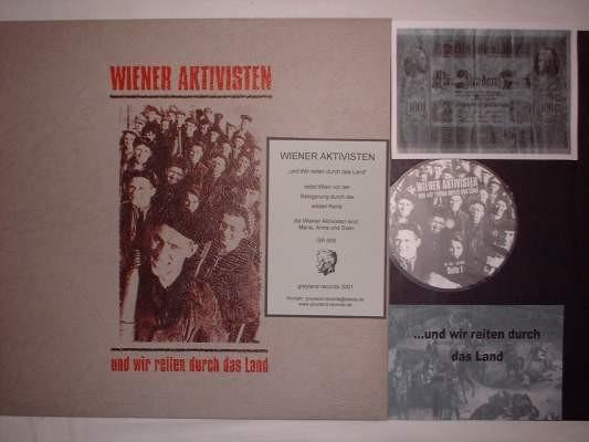 Wiener Aktivisten (Wappenbund) - Und Wir Reiten...LP (Lim232)