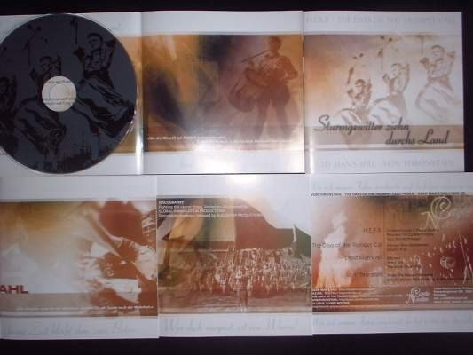 V/A Sampler - Sturmgewitter ziehn durchs Land CD (Lim 500)