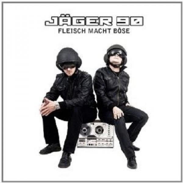 "JÄGER 90 - Fleisch Macht Böse"" CD Digi 2011"