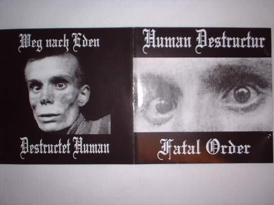 Human Destructur - Fatal Order (Lim500)