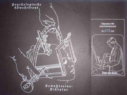 Psychologische Abwehrfront (SRP) - Bewußtseins-Diktatur 7 (Lim33
