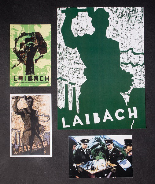 LAIBACH - Vstajenje V Berlinu LP (Lim289)