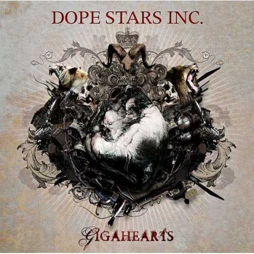 Dope Stars Inc. - Gigahearts Dope Stars Inc. - Gigahearts CD (20