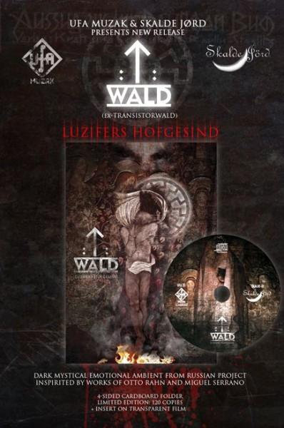 T-WALD - Luzifers Hofgesind CDr (Lim120)