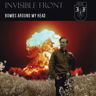 Invisible Front - Bombs Around My Head CD (Lim250)