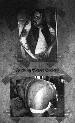 Karjalan Sissit - Fucking Whore Society CD (2009)