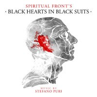 SPIRITUAL FRONT - Black Hearts In Black Suits CD 2013