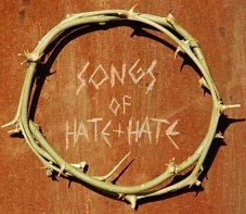 Art Abscons / Gnomonclast - Songs Of Hate + Hate CD (Lim300)