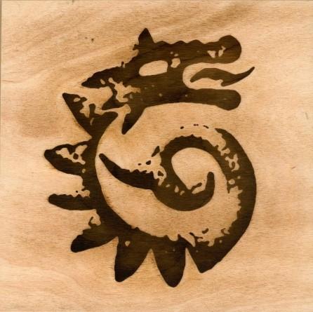 STORMFAGEL - Eldvakt Wooden Box (Lim150)