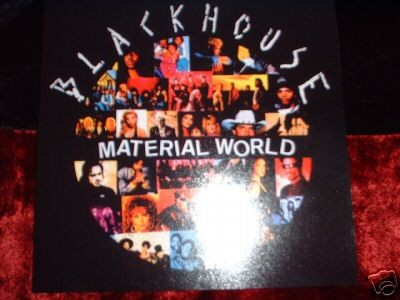 Blackhouse - Material World CD (1990)