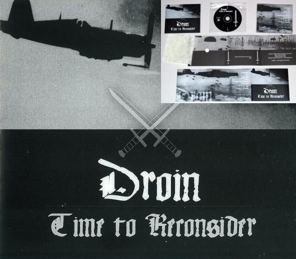 DROIN - Time To Reconsider CDr (Lim200) 2007