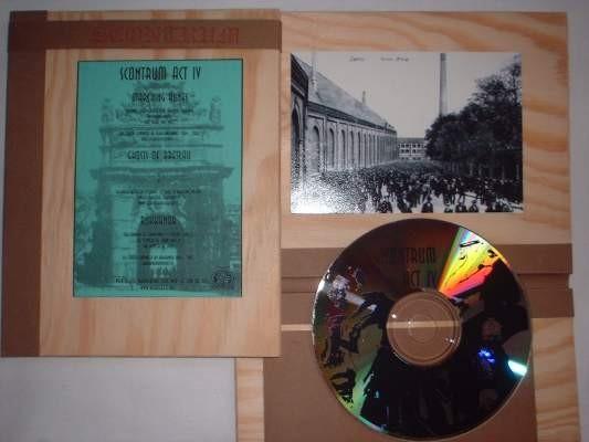 V/A Sampler - Scontrum IV CD (Lim369)