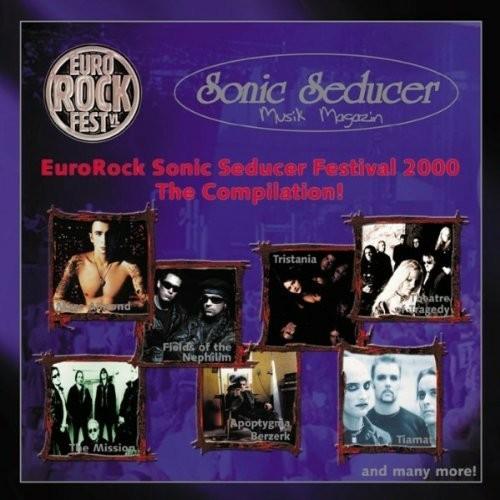 V/A Sampler - EuroRock Sonic Seducer Festival 2000 2CD