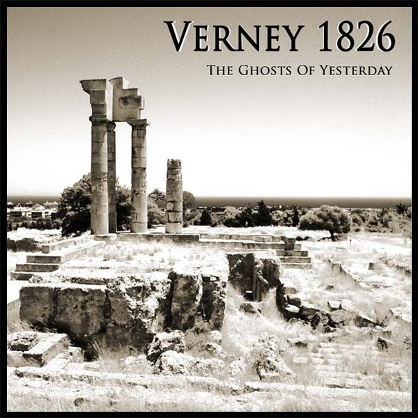 Verney 1826 - The Ghosts Of Yesterday CD (Lim275)