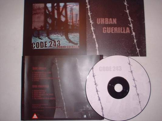 A Challenge of Honour / CODE 243 - Urban Guerilla (Lim100)