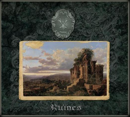 Persona - Ruines CD (Lim500)