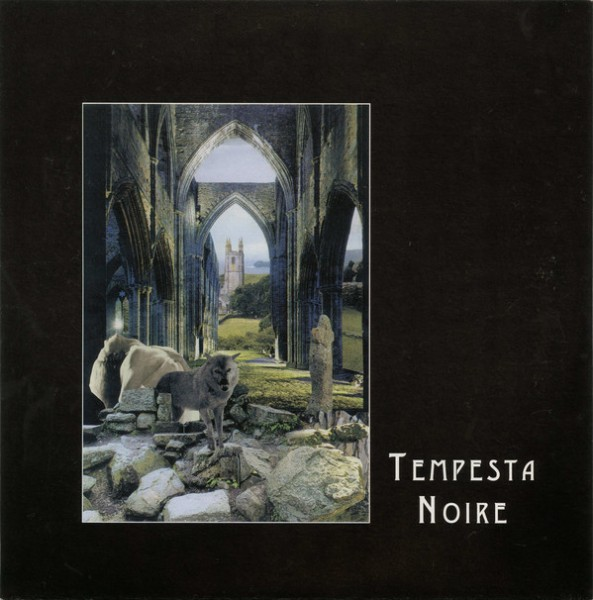 TEMPESTA NOIRE (Sol Invictus) - Wolves And Cathedrals 7 (Lim500) 2001